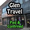 glen travel paid