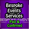 bespoke events services